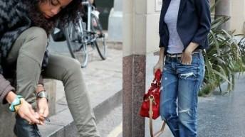 Женская мода 2017 : фото самых популярных трендов