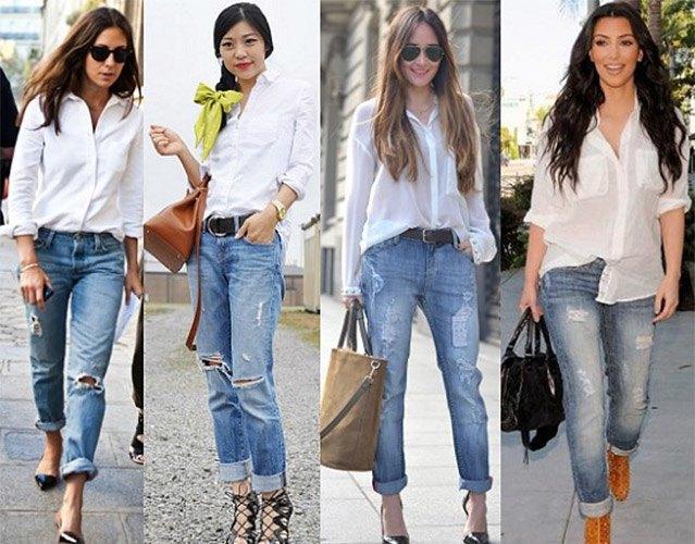 модные женские рубашки фото