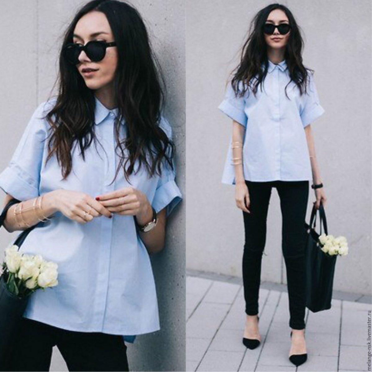 Фото модных рубашек 2017