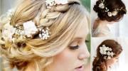 Свадебные прически 2016 + 100 фото