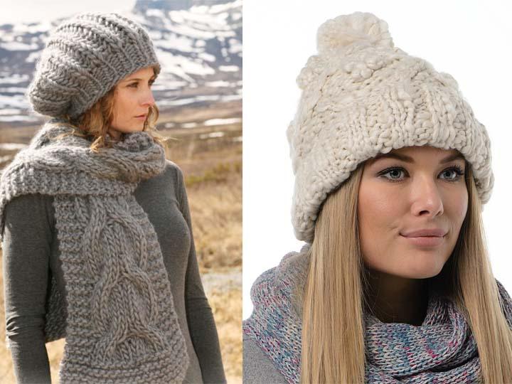 Зимние шапки 2017
