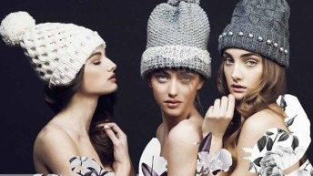 Зимние шапки 2017 . Фото последних новинок сезона