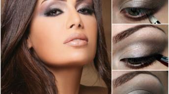 Как красить глаза правильно – уроки макияжа