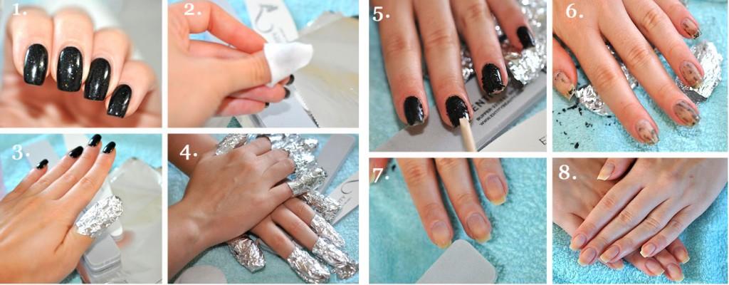 Покрытие ногтей гель лаком в домашних условиях инструкция