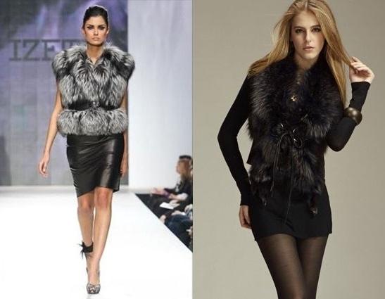 Модное сочетание