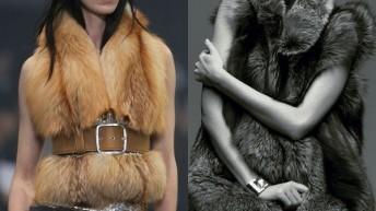 Меховые жилетки : модные тренды . С чем носить жилетки