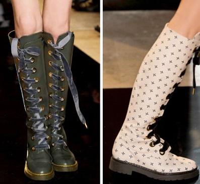 Модная обувь зима 2017