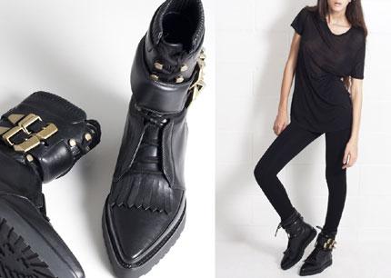 Мужской стиль обуви