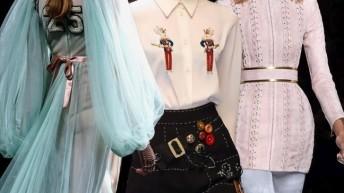 Модные тенденции 2017 . Весна, лето, осень, зима