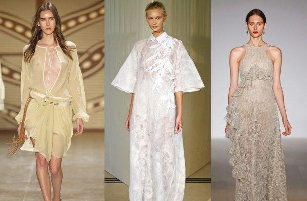 Платья весна 2017 года модные тенденции весна лето
