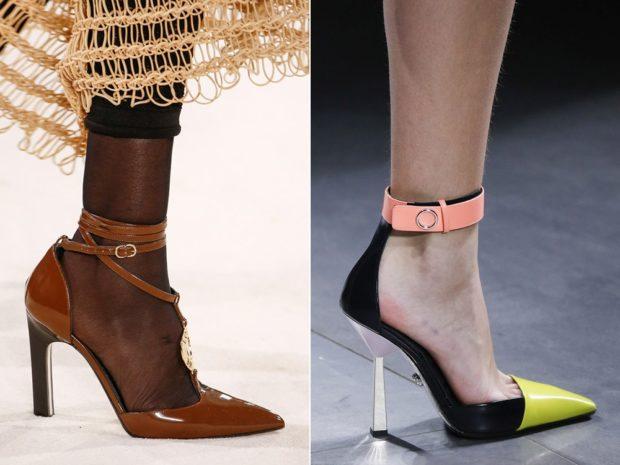 Модные туфли 2017