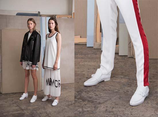 Стильные туфли 2018