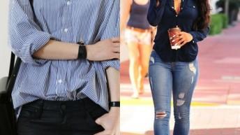 С чем и как носить рубашку : стильные и модные образы
