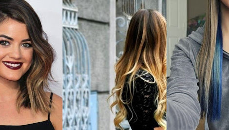 Цвет волос 2018 . Самые модные оттенки волос