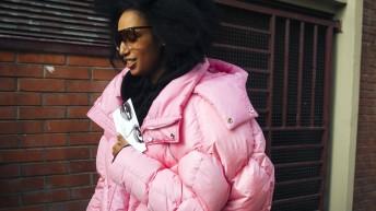 Зимние куртки 2017 : фото модных трендов