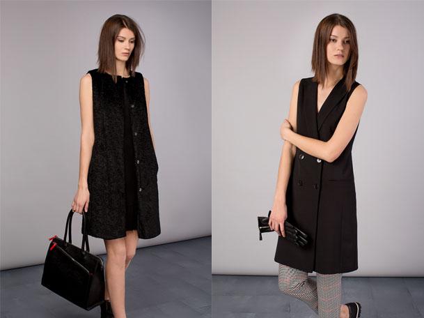 Деловые платья-пиджаки