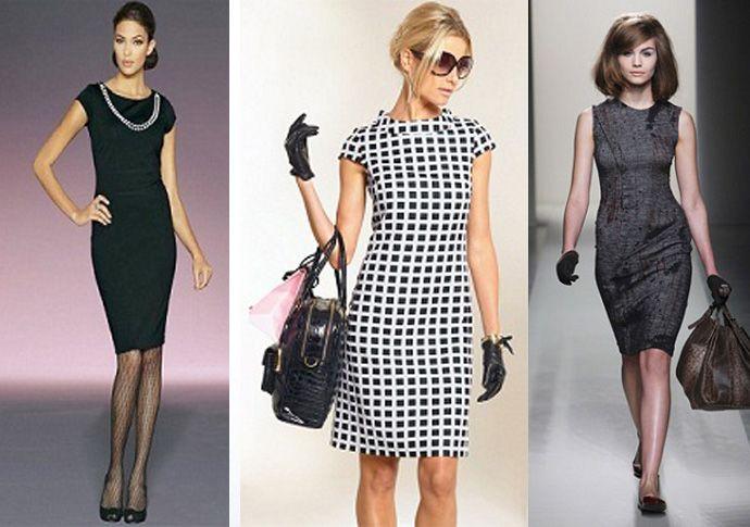 Сайт офисные платья