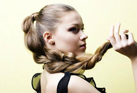 Плетение кос пошагово : фото - инструкции