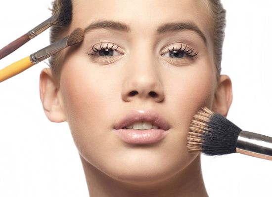 Повседневный макияж : фото + обучение пошагово