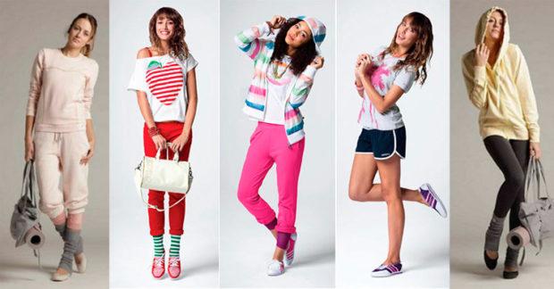 Спортивные брюки и шорты