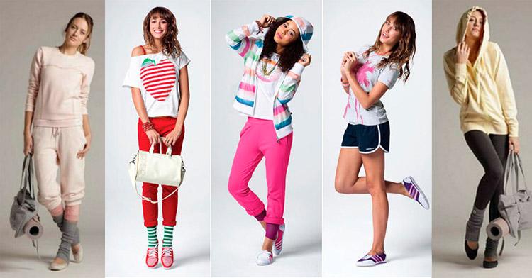 спортивный стиль в одежде фото