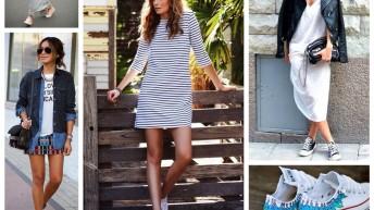 Спортивный стиль одежды для девушек 2017