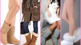 Угги женские 2017 : модные тренды, с чем носить угги