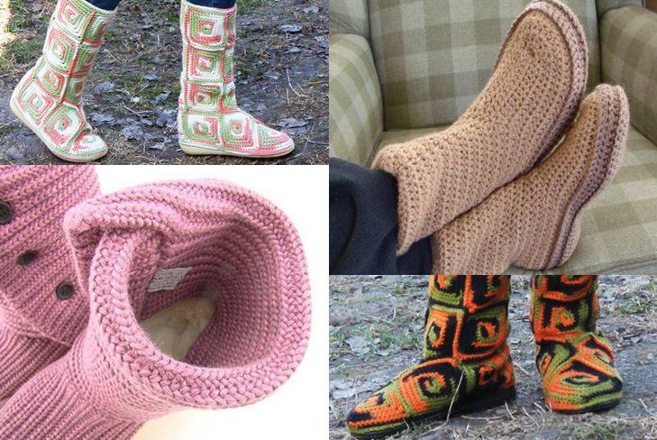 Домашние носки своими руками 899