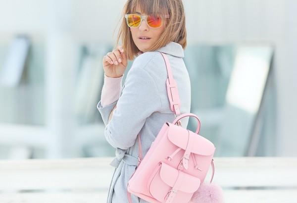 Женские рюкзаки – фото самых модных трендов