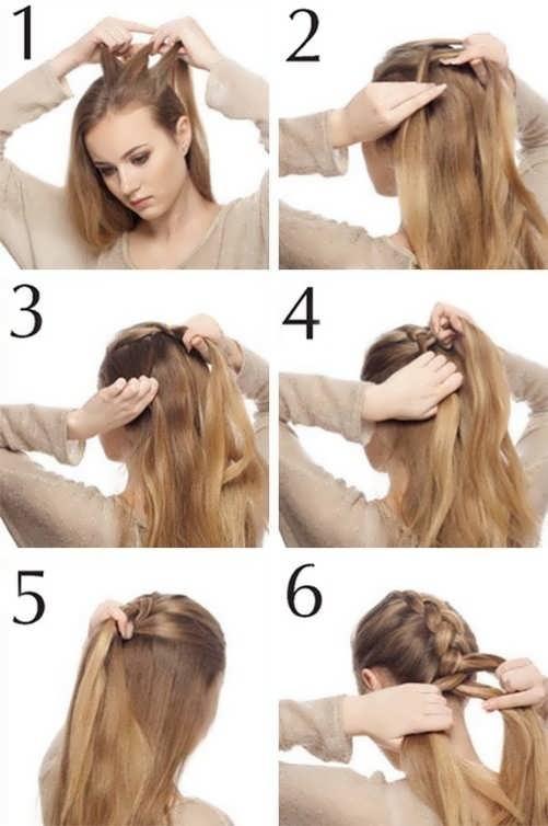 Как заплести косу