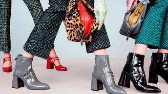 Модная обувь 2017 – фото самых модных трендов