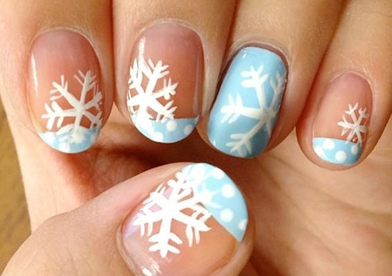 Сказочные снежинки