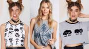 Летние топы 2017 – модные тенденции + фото