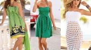 Модные сарафаны 2017 : самые актуальные модели лета