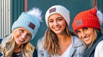 Головные уборы 2018 : современная мода на шапки +фото