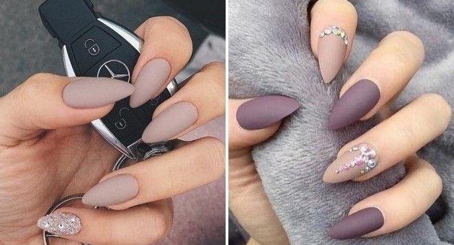 Какое наращивание ногтей