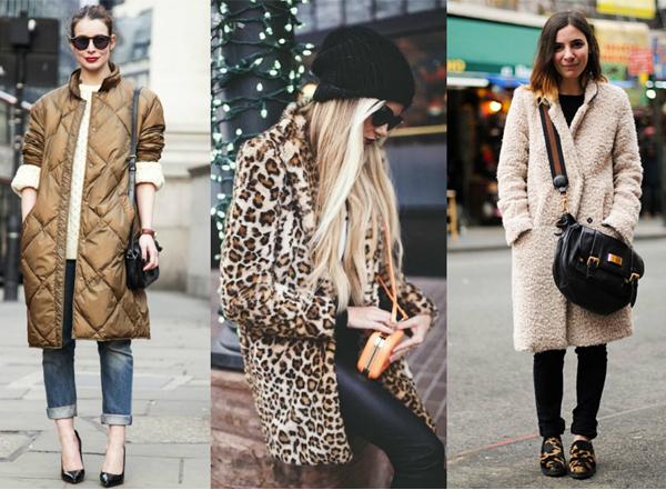 Что носить зимой