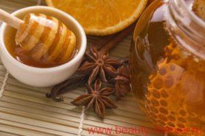 мед для стройности