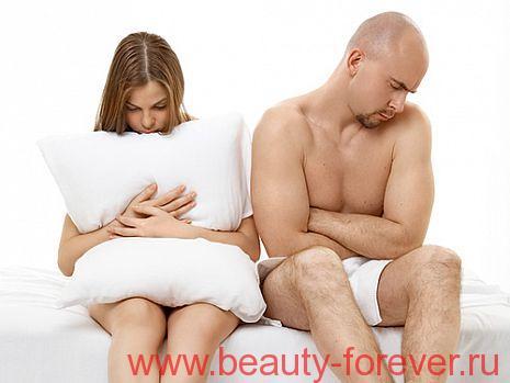 Причины потери сексуального желания после родов