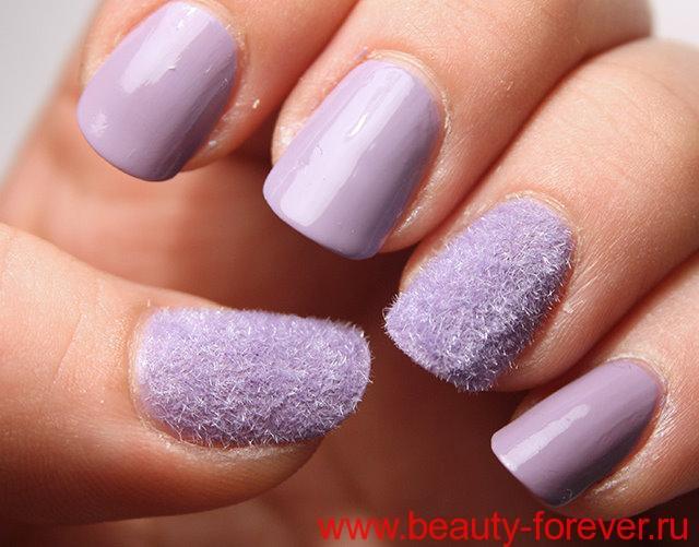 кашемировые ногти