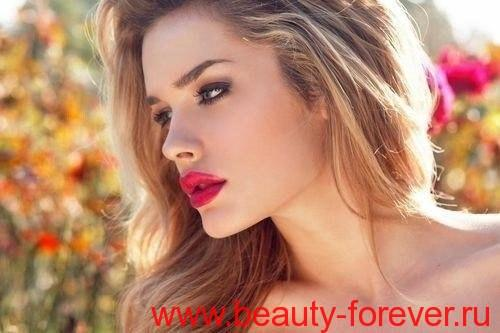 Как стать красивой? Небольшие секреты по уходу за собой.