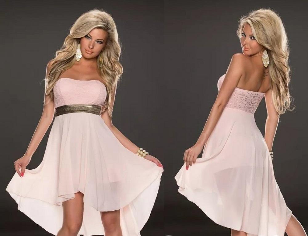 Платья-бандо