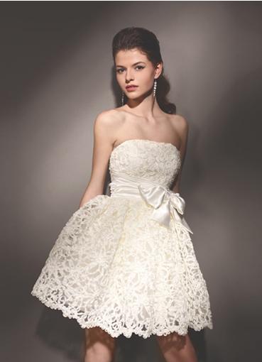 Укороченные платья