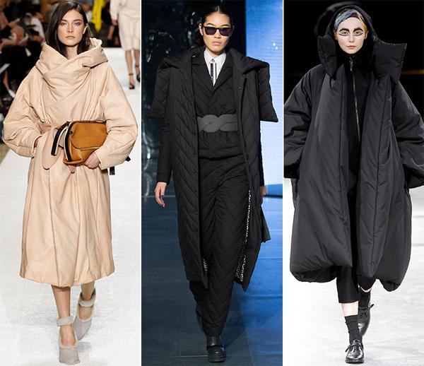 Мешковатые куртки