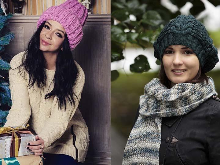 модные шапки осень зима 2019 2020 150 фото