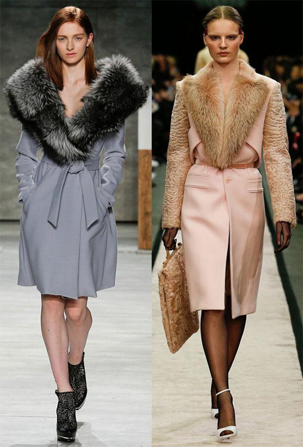 52863a5102e8 Зимние пальто 2019   модные тенденции + 100 фото