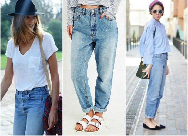 Актуальные джинсы