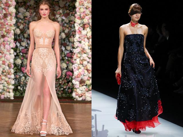 577cebc5900 Красивые вечерние платья - 150 фото лучших платьев