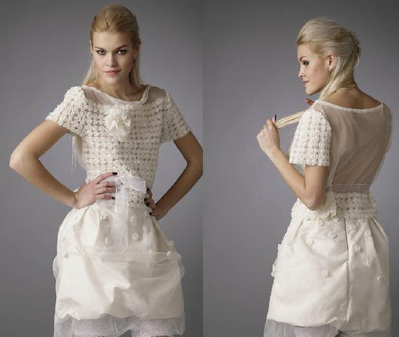 Короткие платья для торжества