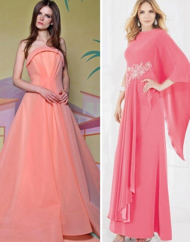 Платья с пышными юбками